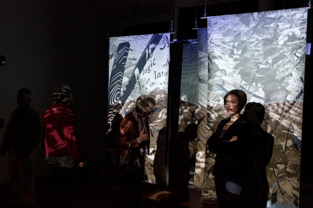 Prints with Projections
